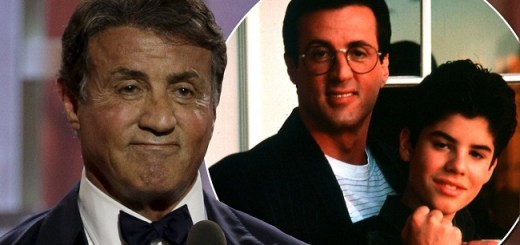 Sylvester Stallone's life story drives home the importance of following your dreams