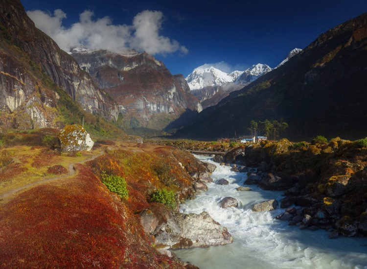 The Makalu Barun National Park