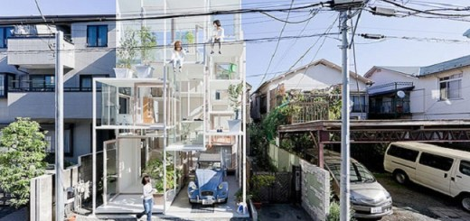 10 Of the Most Unusual and Bizarre Houses in the World