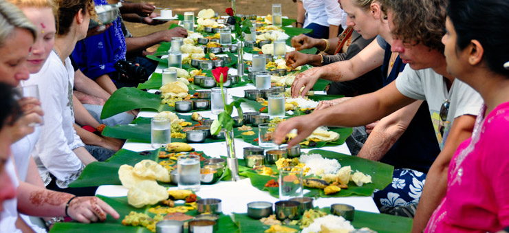 Banana leaves have beneficial properties good for health