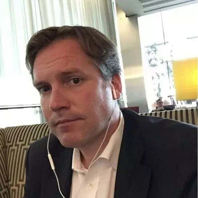 Eric Bellquist the man who pushed woman infront of the bus