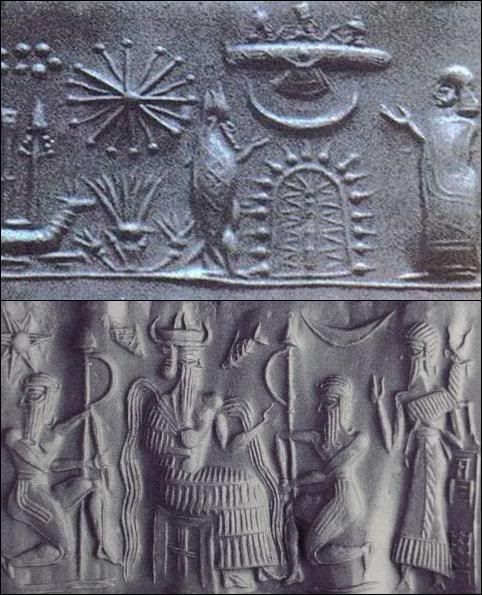 Sumerians Launched Spaceships 7,000 Years Ago
