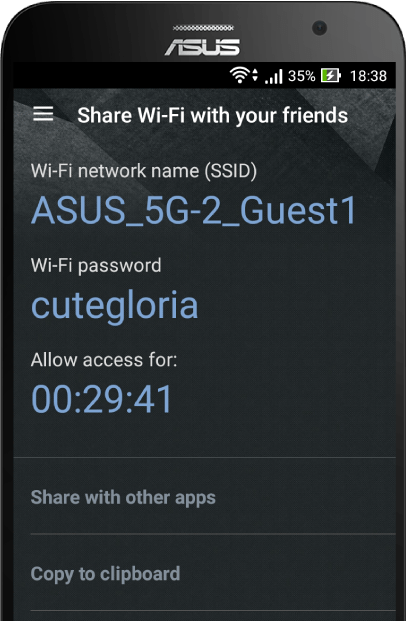 Never let your Device Remember the Network