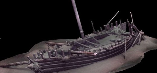 Scientists make fantastic Discovery of Largest ever ancient Ship Graveyard in the Black Sea