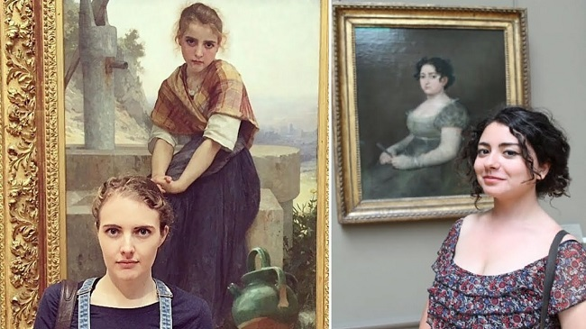 doppelgangers found in museum
