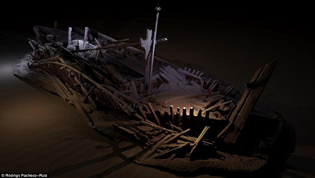 largest discovery of ancient ships