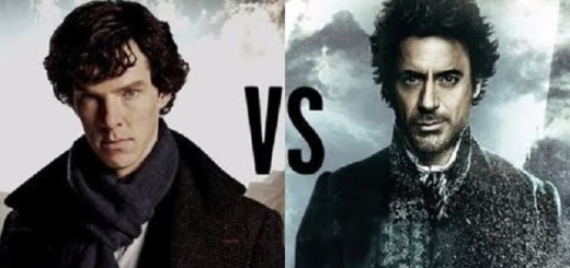 Benedict or Robert Downey - Who is the better Sherlock?