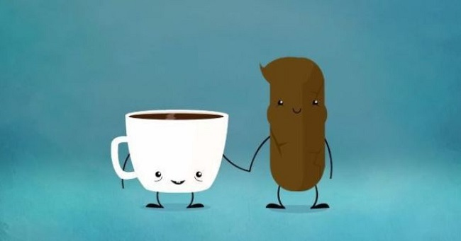 Coffee helps you to go