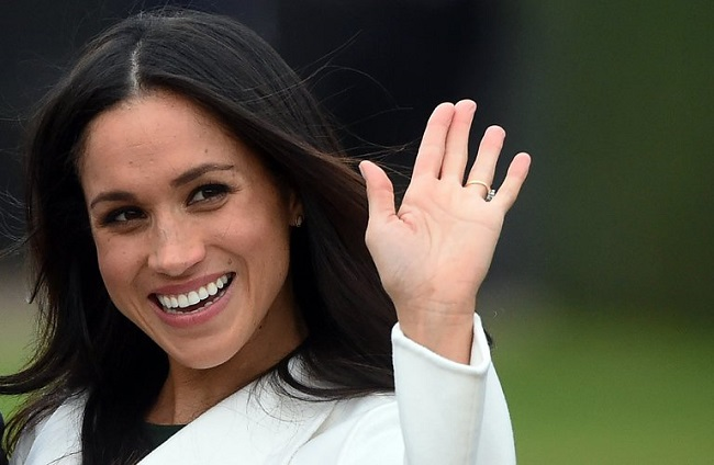 Meghan may don the tiara on her wedding day