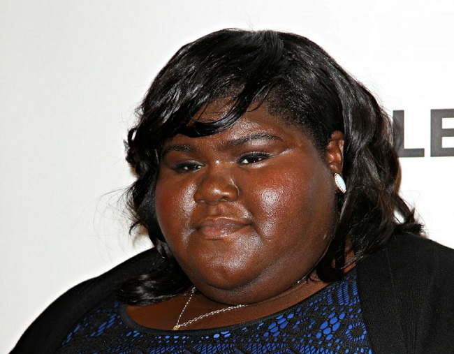 Sidibe was getting attention because of her weight