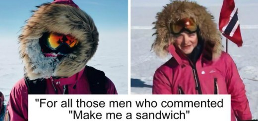 Skier Jade Hameister Trolled For Polar Hat Trick; She Hits Back In Style