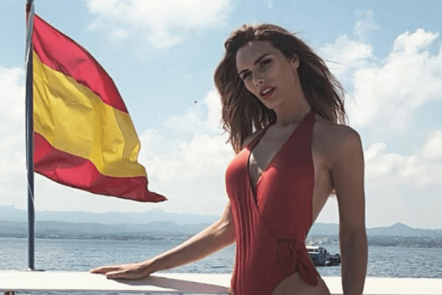 Angela Ponce Miss Universe Spain