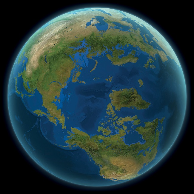 Earth will be ice-free