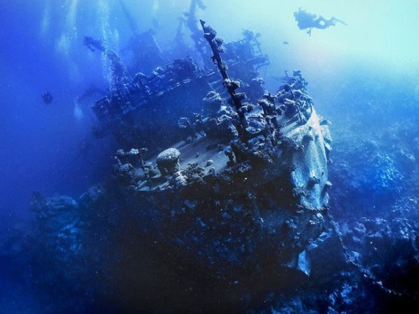 The Russian Wreck