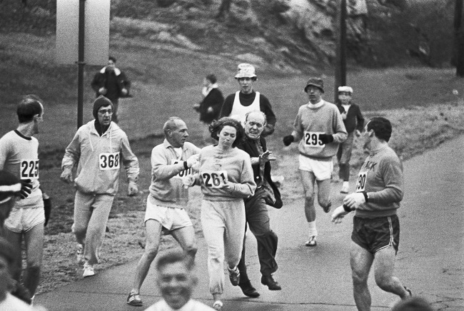 Kathrine Switzer – The woman who made people believe that woman can run in marathon