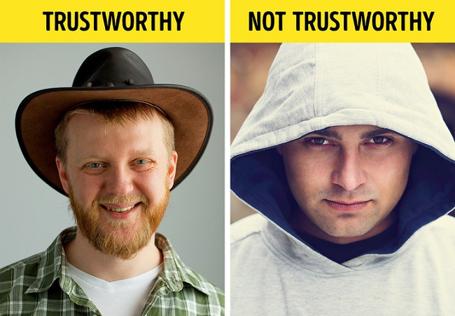 Whether you are trustworthy