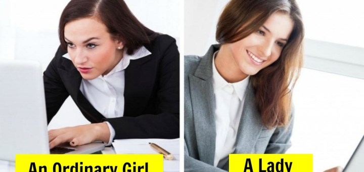 Here Are 20 Things You Should Avoid To Become A Real Lady