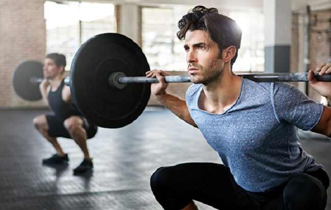 Weightlifting turns fat into muscle
