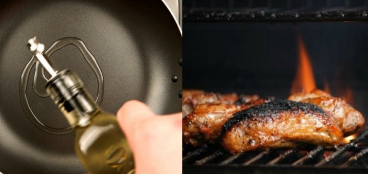 12 Cooking Mistakes Making Your Food Toxic and Should Be Avoided Permanently
