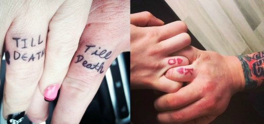 Couples Who Got Tattoos Instead of Engagement Rings