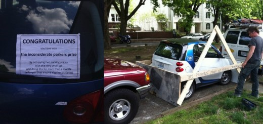 Hilarious and Ultimate Examples Of Parking Revenge