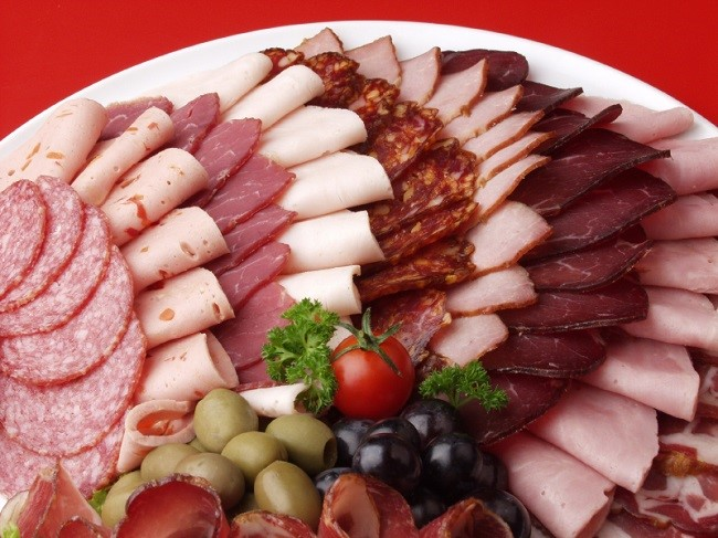 Processed or Smoked Meats