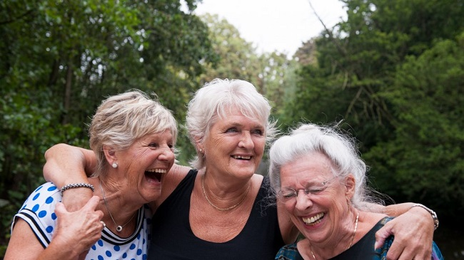 The health benefits of laughter