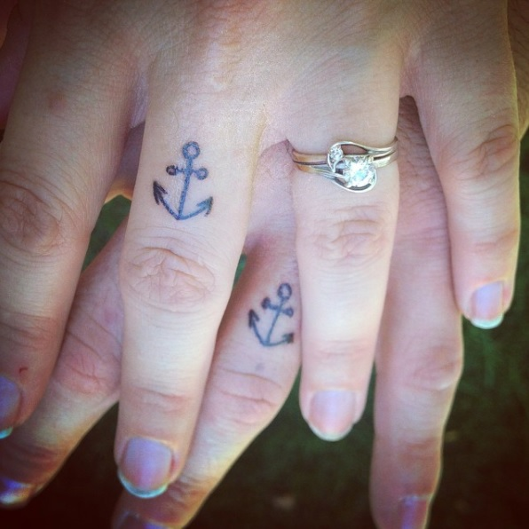 Will you be my anchor