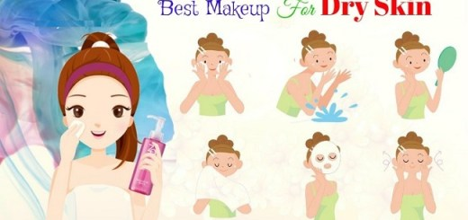 Best Make-Up Tips and Tricks for Dry Skin