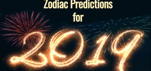 Here's What You Can Expect in 2019 Based upon Your Zodiac Sign