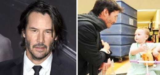 Hollywood Megastar Keanu Reeves's Heart-Touching Charity For Children