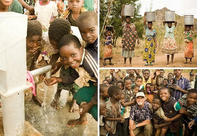 Project Water Wells for Africa