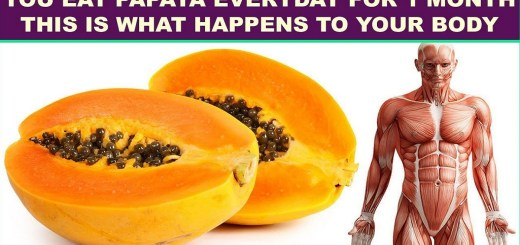 16 Things That Happen To Your Body When You Eat Papaya Everyday