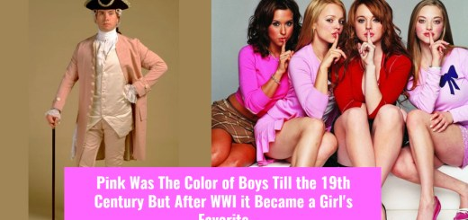 How the Concept of Pink for Girls and Blue for Boys Came To Be