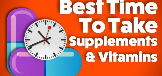 The Best Times of Day to Take These 7 Popular Vitamins
