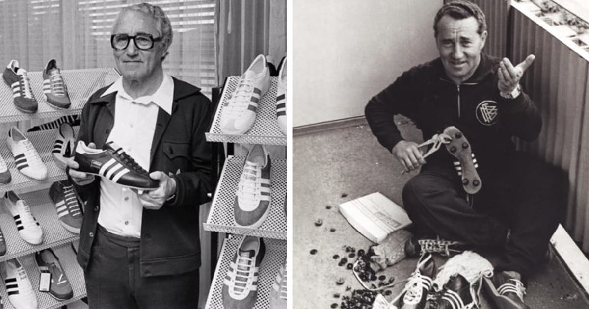 3f05a21e9288 The Founders Of PUMA And Adidas Were Brothers Before Becoming Enemies