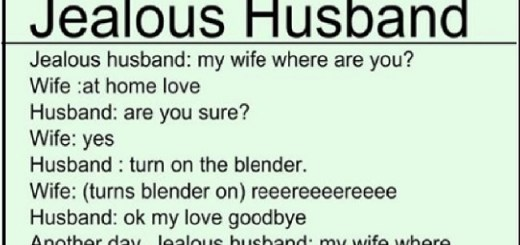 The Story of the Jealous Husband