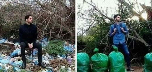 The TrashTag Challenge Is Motivating People To Clean The Environment