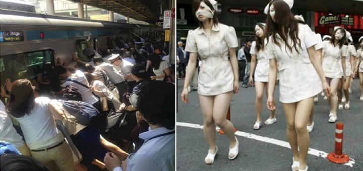 15 Incredible Images That Shows How Different Japan Is From Other Countries