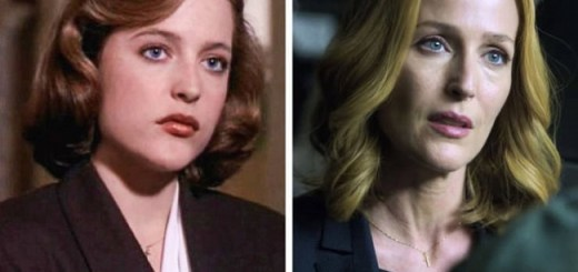 Dana Scully from 'The X-Files'
