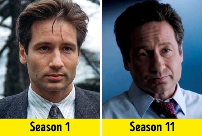 Fox Mulder from 'The X-Files'