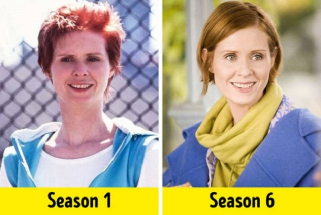 Miranda Hobbes from 'Sex and the City'