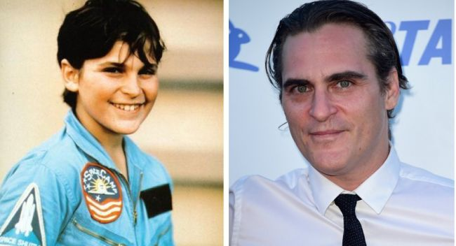 He played Max in SpaceCamp.