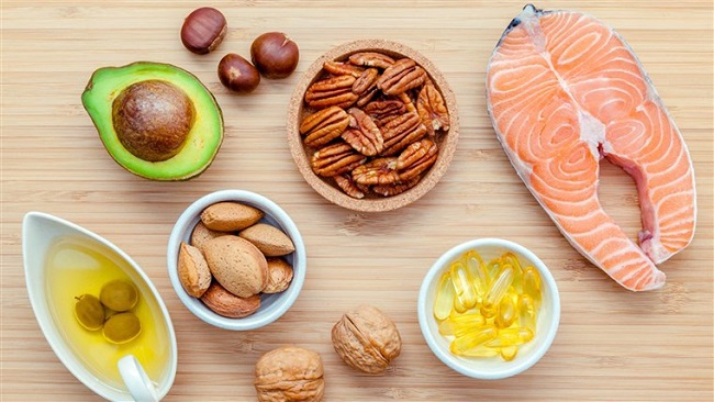 Consume foods rich in monounsaturated fats