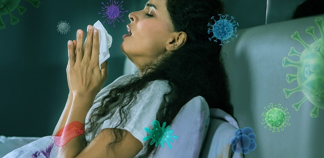 How do you tell if you have an allergy or COVID19
