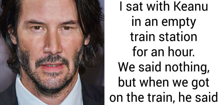 Stories About Keanu Reeves That Will Touch Your Heart and Warm Your Soul