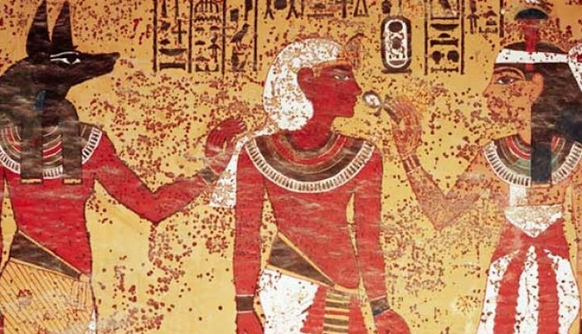 Ancient Egyptians discovered toothpaste