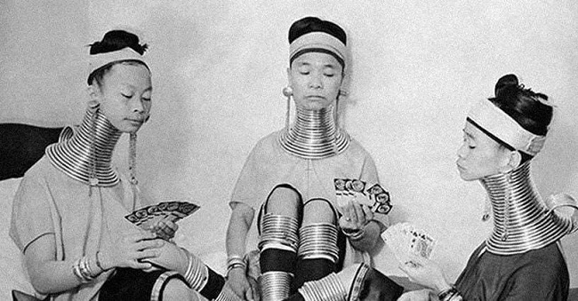 One of the oldest forms of body modification