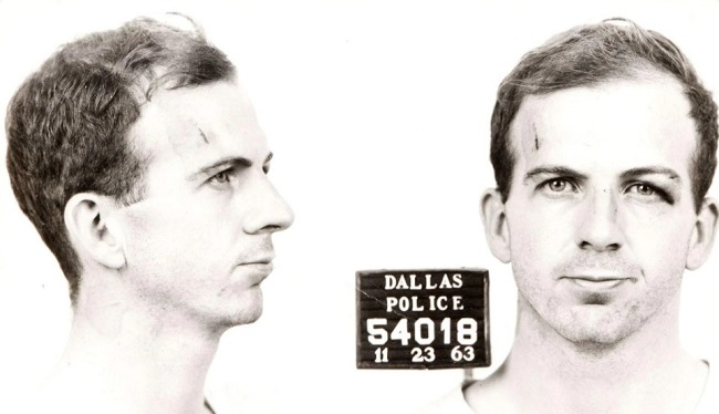 Police weren't certain if Oswald was linked to the murder