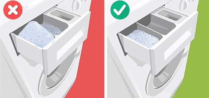 13 Common Mistakes We All Make When Washing Clothes